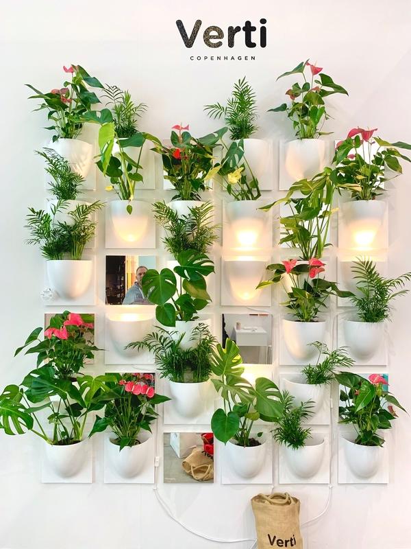 Bring Nature Inside - Vertical Garden