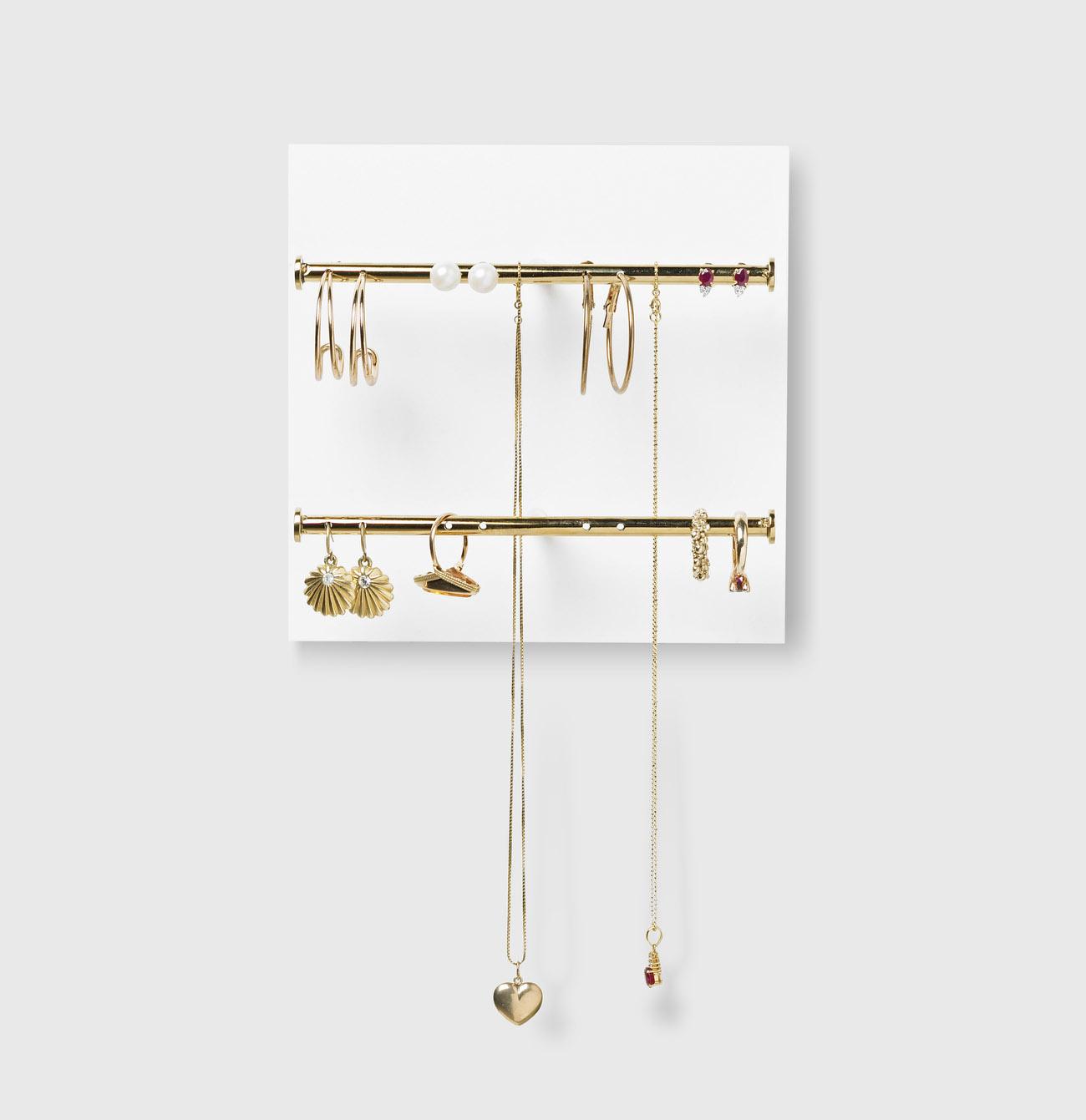 Vertical Jewelry holder