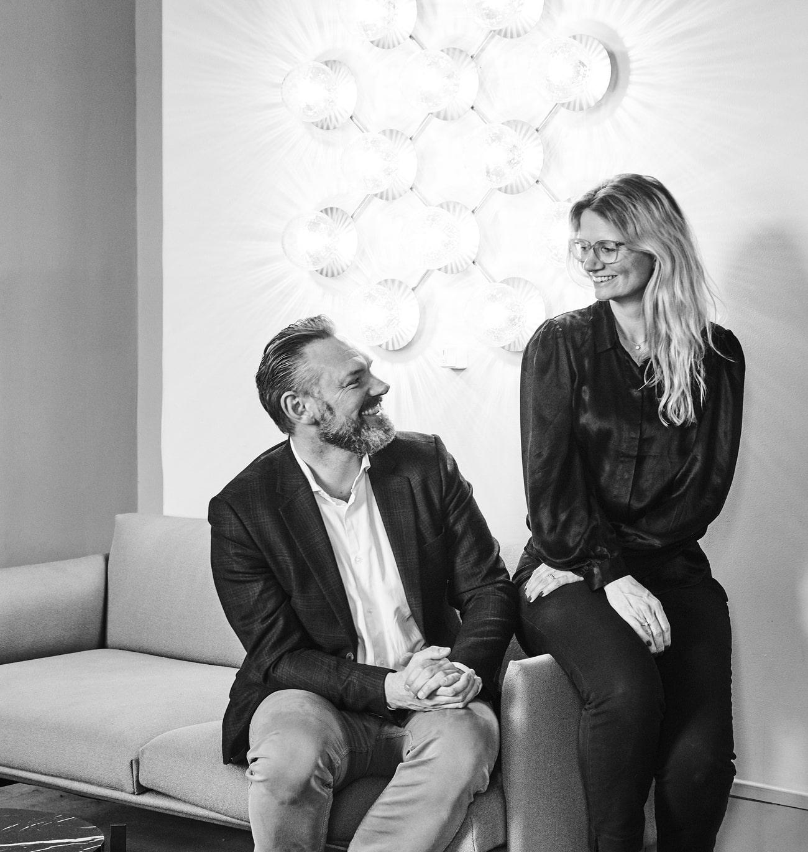 Rikke & Jens Raecke